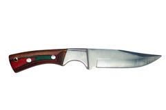 Cuchillo de caza Fotos de archivo