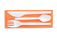 Cuchillo de la fork de la cuchara Imagen de archivo libre de regalías