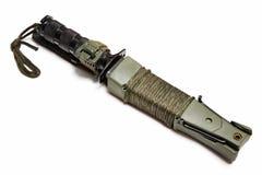 Cuchillo de la supervivencia Imagen de archivo