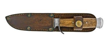 Cuchillo de la vendimia Imagenes de archivo
