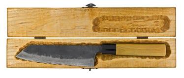 Cuchillo de oriental de la vendimia Imagen de archivo libre de regalías