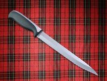 Cuchillo de pan Imagen de archivo