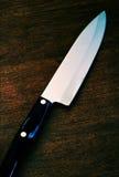 Cuchillo de talla Fotografía de archivo