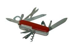 Cuchillo de uso múltiple Imágenes de archivo libres de regalías