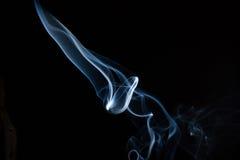 Cuchillo del humo Fotos de archivo libres de regalías