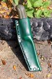 Cuchillo del magnesio de Mora 510 Fotografía de archivo