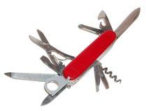 Cuchillo suizo Foto de archivo