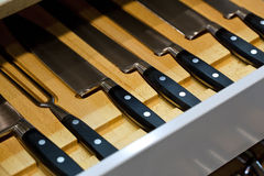 Cuchillos imagen de archivo