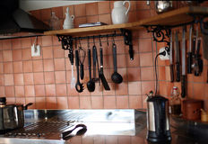 Cucina 1 Immagini Stock