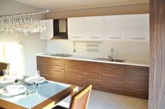 Cucina Fotografia Stock