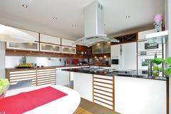 Cucina Fotografie Stock