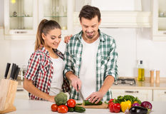 Cucina immagini stock