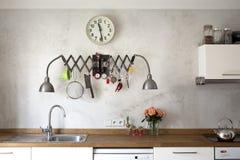 Cucina immagine stock