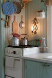 Cucina antica Fotografia Stock