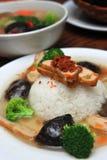 Cucina asiatica Fotografia Stock Libera da Diritti