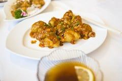 Cucina cinese Immagine Stock