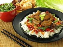 Cucina cinese Fotografie Stock Libere da Diritti