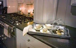 cucina classica fotografie stock