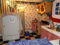 Cucina del Mickey in Disneyworld Fotografia Stock