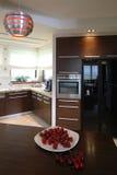 Cucina della ciliegia Fotografie Stock Libere da Diritti