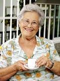 Cucina della nonna. Fotografia Stock