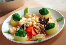 Cucina delle verdure Immagine Stock