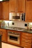 Cucina di Desiger Fotografie Stock