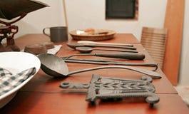 Cucina di giro americano fotografia stock libera da diritti