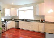Cucina di lusso Fotografie Stock