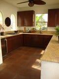 Cucina esterna Fotografia Stock