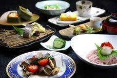 Cucina giapponese Immagini Stock