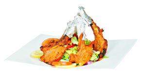 Cucina indiana Immagini Stock Libere da Diritti