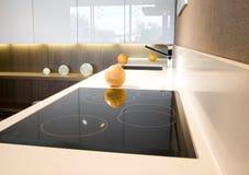 cucina interna Immagine Stock