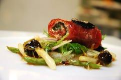 Cucina italiana Fotografia Stock