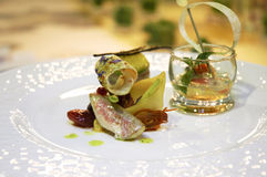 Cucina italiana Fotografia Stock Libera da Diritti