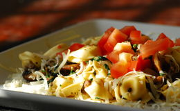 Cucina italiana Fotografie Stock Libere da Diritti