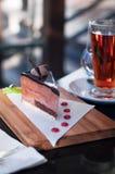 Cucina locale moderna, regione del capo, Sudafrica Tempo del tè Fotografia Stock