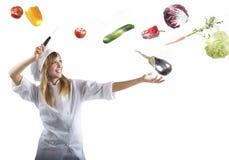 Cucina magica Fotografia Stock Libera da Diritti
