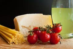 Cucina Mediterranea fotografie stock