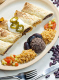 Cucina messicana Fotografie Stock