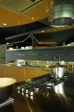 Cucina moderna 1 Fotografie Stock