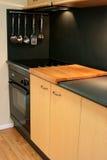 Cucina moderna 2 Fotografie Stock Libere da Diritti