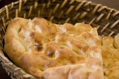 Cucina nazionale turca: lavash Fotografia Stock