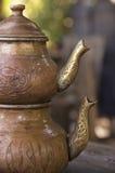Cucina nazionale turca: tè (cay) Fotografie Stock Libere da Diritti