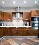 cucina nuova Immagine Stock