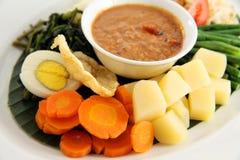 Cucina orientale Fotografie Stock