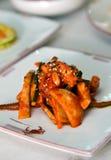Cucina sudcoreana fotografie stock