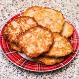 Cucina tradizionale bielorussa Fotografie Stock Libere da Diritti