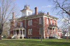 Cucini-Rutledge il palazzo nelle cadute del Chippewa Fotografie Stock