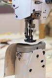 Cucire-macchina fotografia stock